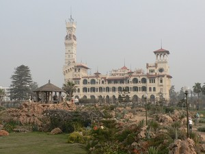 MONTAZA PALACE ALEXANDRIA EGYPT