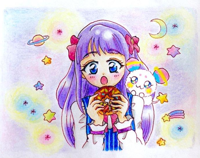 Madoka and Fuwa