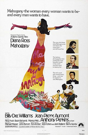 Mahogany Movie Poster (1975)