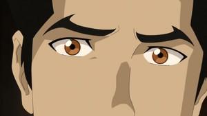 Mako's eyes