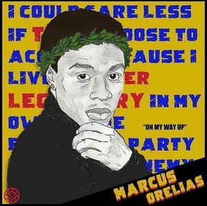 Marcus Orelias tagahanga Art