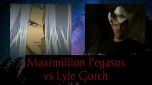 Maximillion Pegasus vs Lyle Gorch