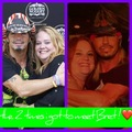 Me and bret  - bret-michaels photo