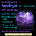 Meaning Of Amethyst