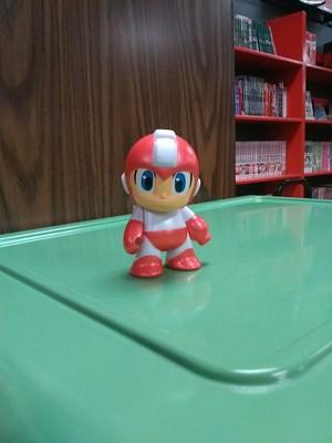 MegaMan Action Figure