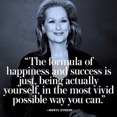 Meryl Streep Inspiration Life In Frases Foto 42702033