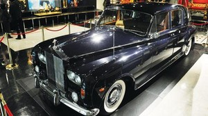 Michae's 1967 Rolls-Royce