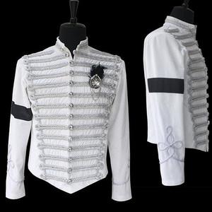 Michael Jackso's Jackson's Iconic Military Jacket