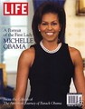 Michelle Obama On The Cover Of Life