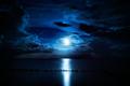 Midnight Blue Sky