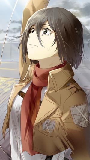 Mikasa Ackerman ~ Attack on Titan