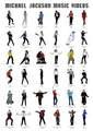 Mike's various outfits  - michael-jackson fan art