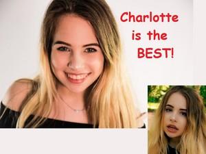 Miss شارلٹ پیپر وال