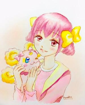 Miyuki and Candy