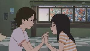 Miyuki and Makoto