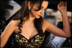 Molly Ephraim - Anastasia Nora Lee Photoshoot - 2012
