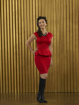 Molly Ephraim as Mandy Baxter in Last Man Standing - Season 3 Photoshoot