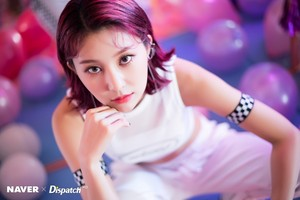 Momoland NAVER x DISPATCH - Hyebin 2019