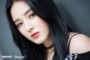 Momoland NAVER x DISPATCH - Nancy 2019