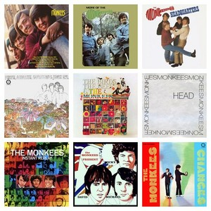 Monkees albums