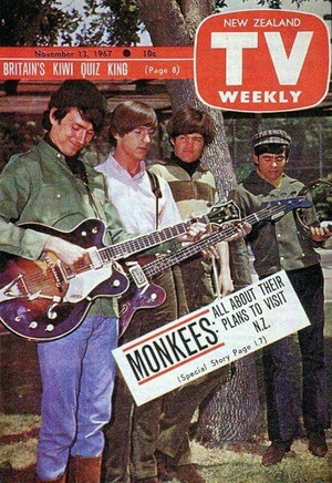 Monkees magazine