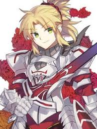 Mordred, my harem goddess