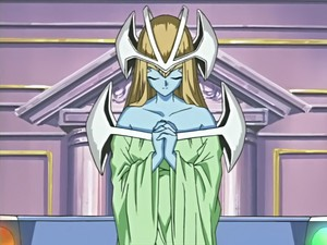 Mystical Elf praying before she got obliterated Von Harpie Lady Sisters