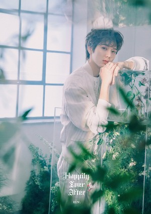 NU'EST Happily Ever After OFFICIAL foto VER. 2