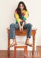 Naeun for GRAZIA Korea Magazine  - son-naeun photo