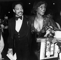 Natalie Cole And First Husband, Marvin Yancy