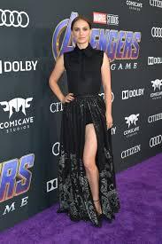 Natalie Portman (Jane Foster) @ Avengers Endgame L.A Premiere