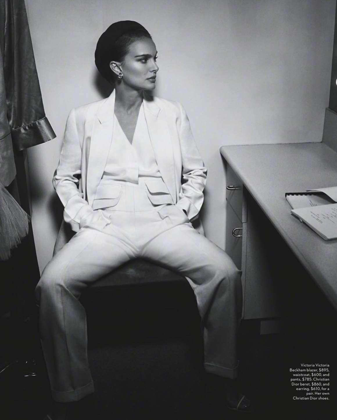 Natalie Portman for Vogue Australia [April 2019]