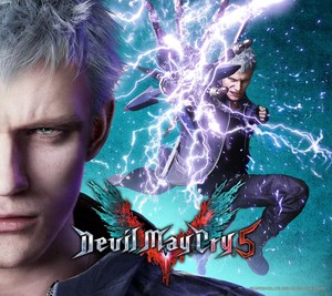 Nero DMC5 Wallpaper