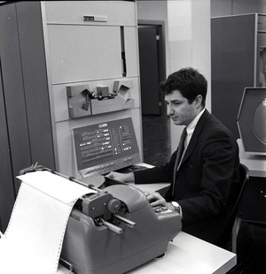 Network Computer System In 1960
