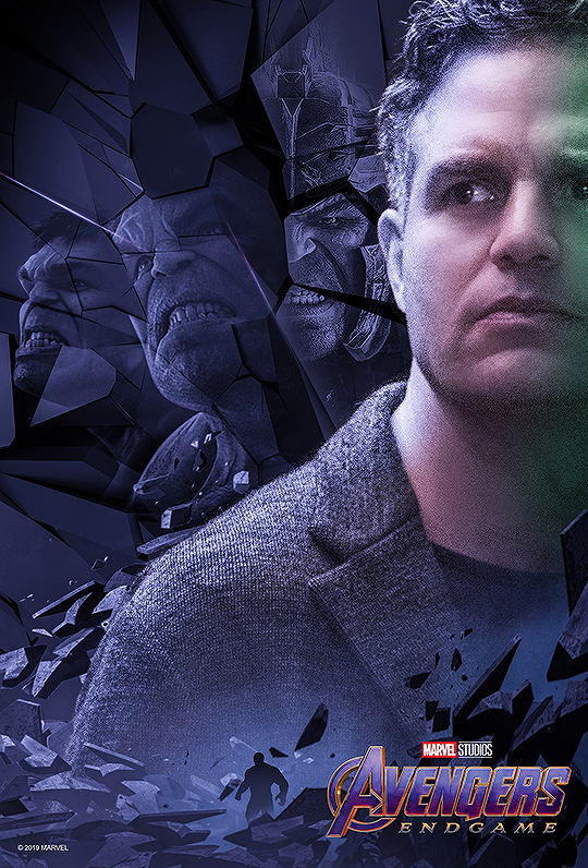 Les Avengers Images New Avengers Endgame Character Posters