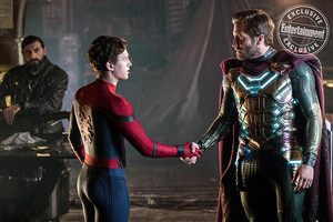 New Spider-Man: Far From Home still