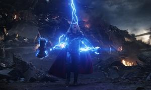 New official stills from Avengers: Endgame