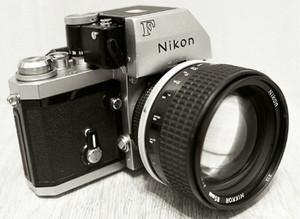 Nikon 35 Millimeter Camera