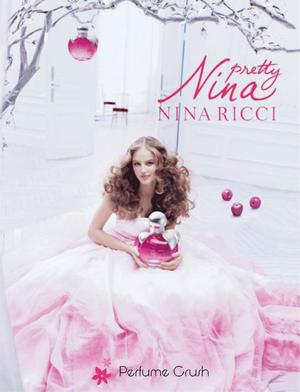 Pretty Nina sejak Nina Ricci