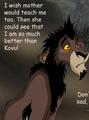 Nuka Sad - lionkinglove photo