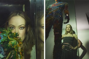 Olivia Wilde ~ 'Wilde Flower' La Ligne Photoshoot ~ April 2019