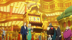 One Piece Film: emas