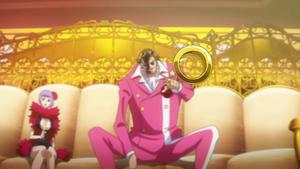One Piece Film: Золото