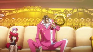One Piece Film: dhahabu