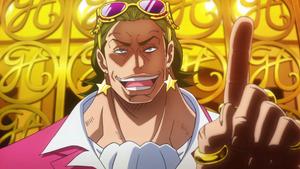One Piece Film: oro