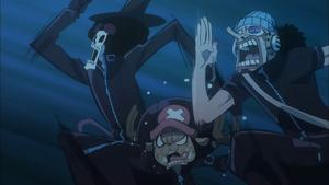 One Piece Film: سونا