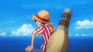 One Piece: Stampede Luffy
