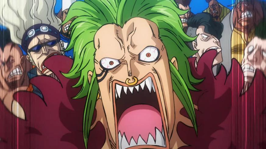 One Piece: Stampede - One Piece Photo (42751501) - Fanpop