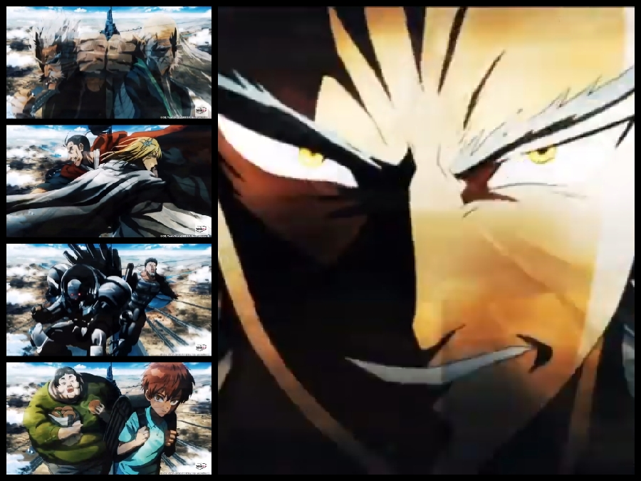 One punch man op 2