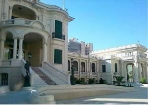 PALACE ALEXANDRIA EGYPT